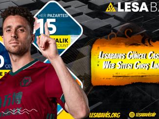 Lesabahis Güncel Casino Web Sitesi Giriş Linki